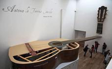 El Museo de la Guitarra mustra laúdes tradicionales de medio centenar de países