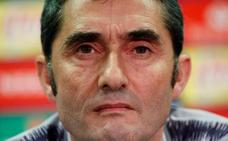 Valverde no castiga a Dembélé: «Lo que queremos es ayudarle y sacar lo mejor de él»