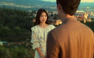 'Recuerdos de la Alhambra', la serie internacional rodada en Granada, se estrena mañana entre buenas críticas