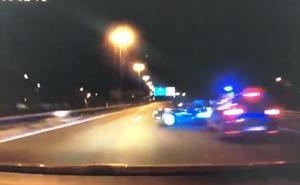 La Policía detiene a una banda de atracadores en Valencia tras una espectacular persecución