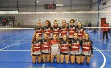 Derrota para el club de voleibol femenino Nevadis Albolote CV16