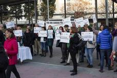 Movilizaciones por la falta de transparencia en las listas de espera