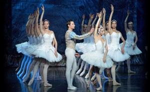 Entradas agotadas para recibir hoy 'El lago de los cisnes' con el Ballet Imperial Ruso