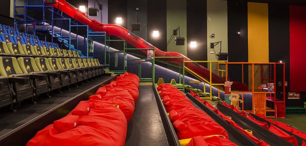 Almería tendrá la sala de cine más grande de España