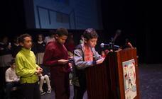 Niños de los colegios de primaria de Motril celebran el Día de los Derechos Humanos