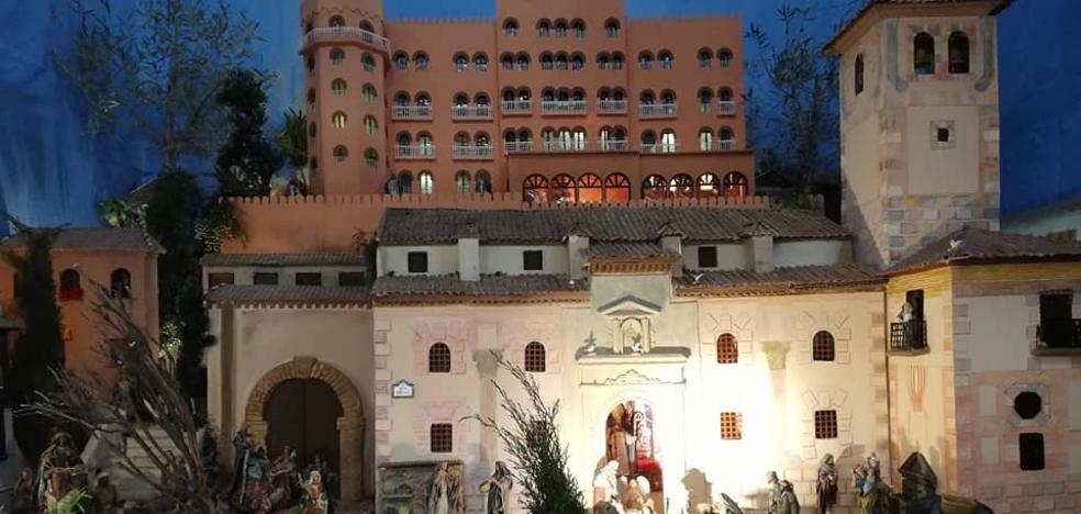 Ruta por los 47 belenes de Granada esta Navidad