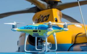 Los 11 drones de la DGT para anticipar nevadas y evitar colpasos en las carreteras