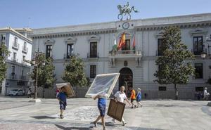 Correos suspende varios días las notificaciones del Ayuntamiento por impagos