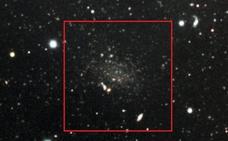 Un astrónomo amateur italiano descubre una galaxia enana