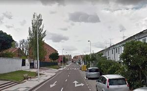 300 euros de multa por arrancar y llevarse una señal de tráfico