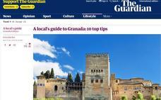 Las 10 razones para enamorarse de Granada, según el prestigioso periódico The Guardian