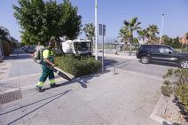 Limpieza de Playa Granada