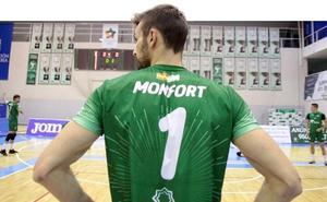 Un gran Monfort descubre al mejor Monfort