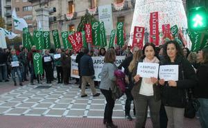 Diputación busca fórmulas contra el «colapso» de los servicios sociales