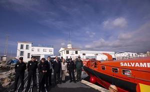 El centro definitivo de inmigrantes de Motril será de módulos y acogerá a más de 200