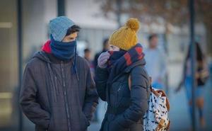 La gran caída de la temperaturas que llega a Granada en unas horas