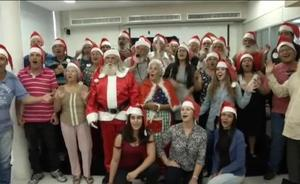 Curso intensivo para aprender a ser Papá Noel