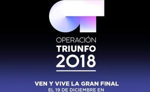 La gala final de 'Operación Triunfo 2018' se podrá ver en los cines Yelmo del Gran Plaza de Roquetas