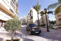 Terminan las obras de la Avenida de Andalucía en Almuñécar