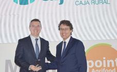 Cajamar, premiada por su apuesta firme por el sector agroalimentario