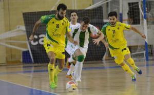El Jaén FS derrota al Córdoba para meterse en cuartos de Copa del Rey