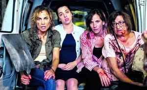 La nueva serie de Telecinco: comedia negra y «punki»