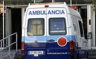 Cuatro personas resultan heridas en Güevéjar en un accidente de tráfico
