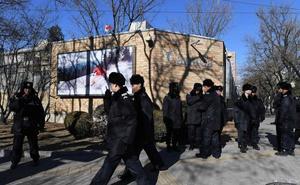 China detiene a dos ciudadanos canadienses para presionar en el caso Huawei