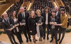 Unos Premios IDEALES cargados de emoción