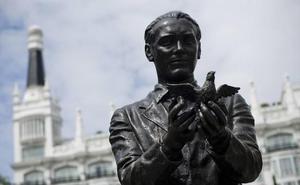 Música, teatro y cine, ejes del centenario de la llegada de Lorca a Madrid