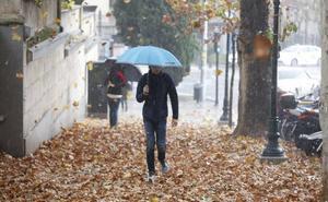 El mal tiempo mantiene en alerta a toda la provincia de Granada