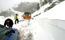 Alerta por nieve, lluvia, viento y oleaje en 23 provincias