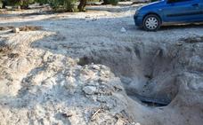 El PSOE pide el arreglo de los caminos rurales