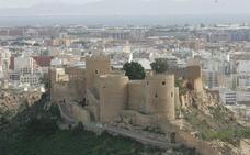 La Alcazaba de Almería como lugar de encuentro, también en Navidad