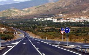'Flora' se va de Almería dejando vientos de 128 km/h en Laujar