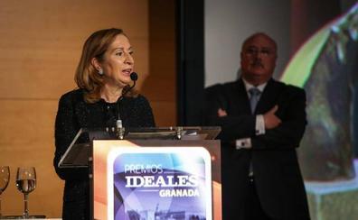 Ana Pastor: «Los IDEALES son una cita ineludible»