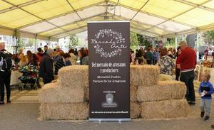 Monachil fomenta las compras navideñas en el comercio local con su Mercado de Artesanos