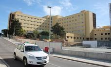 La entrada de Consultas Externas de Torrecárdenas se cerrará por obras