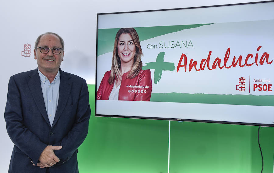 El PSOE-A advierte: «Hasta que no haya investidura no se da nada por perdido»