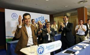 Moreno pide a Díaz que «asuma su derrota» y traspase el Gobierno «con eficiencia»