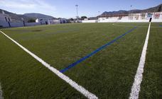 Vélez de Benaudalla renueva su campo de fútbol
