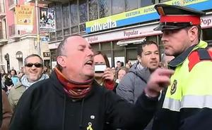 Insultan en un mercadillo al portavoz de Ciudadanos en el Parlament