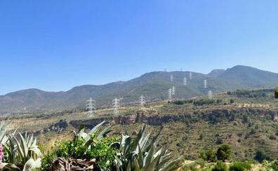 Oposición ciudadana a la línea de alta tensión en el Valle de Lecrín