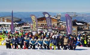 Los deportes de invierno piden paso en Andalucía