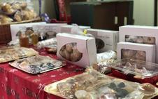Así son los dulces que enamoran en Navidad en Granada