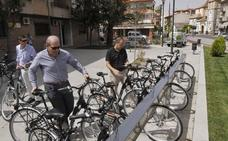 Las bicis públicas de Almería no estarán en servicio como pronto hasta el próximo otoño