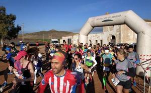 El Cortijo del Fraile volvió a llenarse de color, deporte y salud con 350 atletas