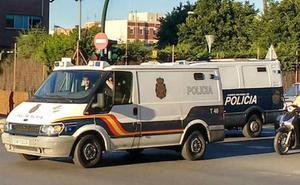 La Policía Nacional detiene a tres menores tutelados en Almería por cometer robos con violencia