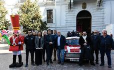 Soldaditos de plomo este fin de semana en Granada para llenar los comercios locales en Navidad