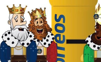 Correos instala buzones en 5 oficinas de Jaén para enviar las cartas a los Reyes Magos